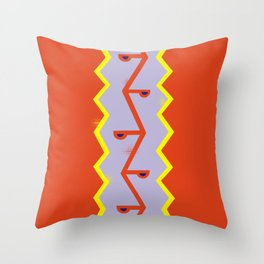 S N A K E Throw Pillow