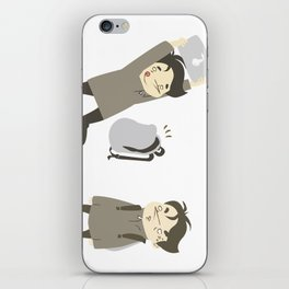 Geeno! Take #2 iPhone Skin