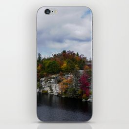 Oh cloudy day iPhone Skin