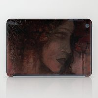 imagerybydianna iPad Cases featuring sketch study; tea time  by Imagery by dianna