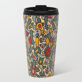 - fossils - Travel Mug