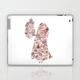 Little Ghostie Laptop & iPad Skin