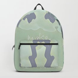 Chill and smoke Backpack
