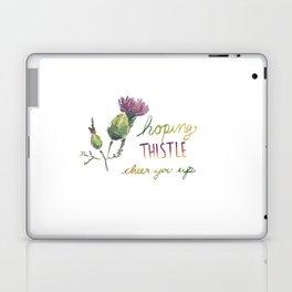 thistle be good Laptop & iPad Skin