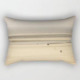 Beach France Rectangular Pillow
