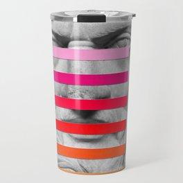 Sculpture With A Spectrum 2 Travel Mug