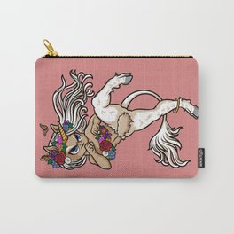 Faun Fighter (unicorn) Carry-All Pouch