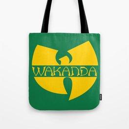 Wa-tang Kanda Tote Bag