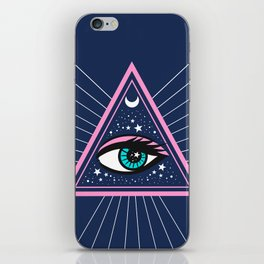 You are made of stars iPhone Skin