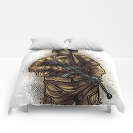 Soldier   War Weapon Defense Attack Military Gift Comforters