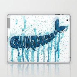 CALL ME ISHMAEL  Laptop & iPad Skin