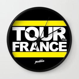 Tour de France Wall Clock