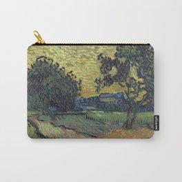 Vincent Van Gogh - Landscape at Twilight Carry-All Pouch