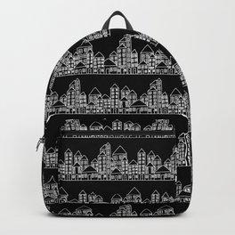 Little City // Black Backpack