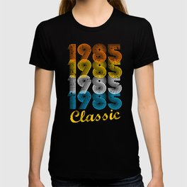 32nd Birthday Gift Vintage 1985 T-Shirt for Men & Women T-Shirts and Hoodies T-shirt