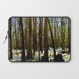 Rainbow Swamp Laptop Sleeve