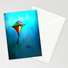 FLYING HIGH AND PROUD Stationery Cards