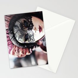 Italy Venice Mask 4 woman Stationery Cards