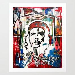 Che Guevara: US HEROES SERIES Art Print