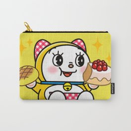 Dorami Eating Carry-All Pouch