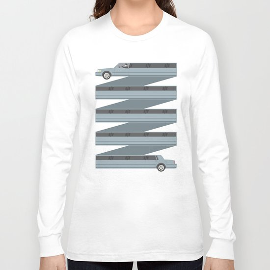 Stretched Out  Long Sleeve T-shirt