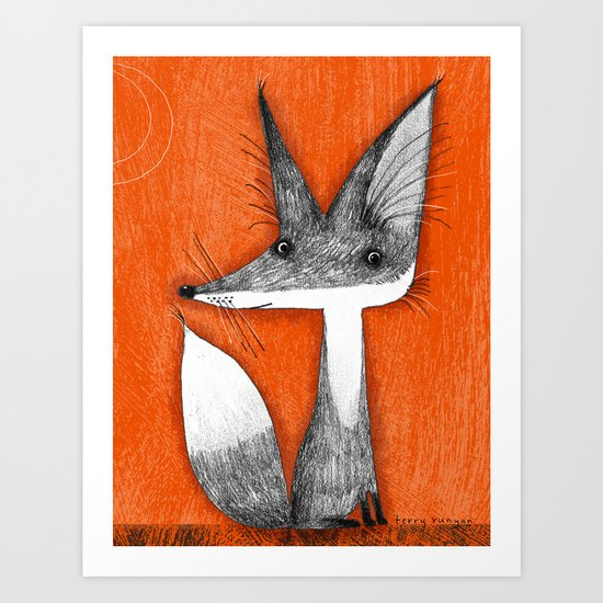 HEARING AIDS Art Print