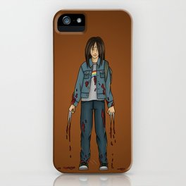 Laura Kinney - x23 iPhone Case