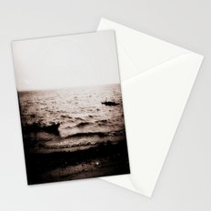 Leave With Me, Across the Sea Stationery Cards