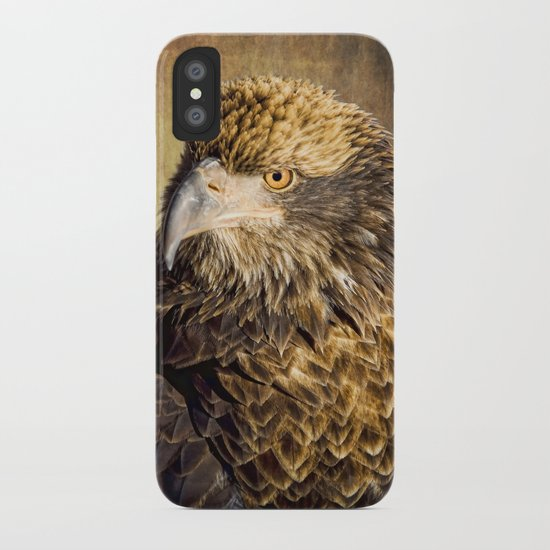 Fine Feathered Friend iPhone Case