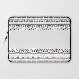 Tribal Pattern of Balondo Laptop Sleeve