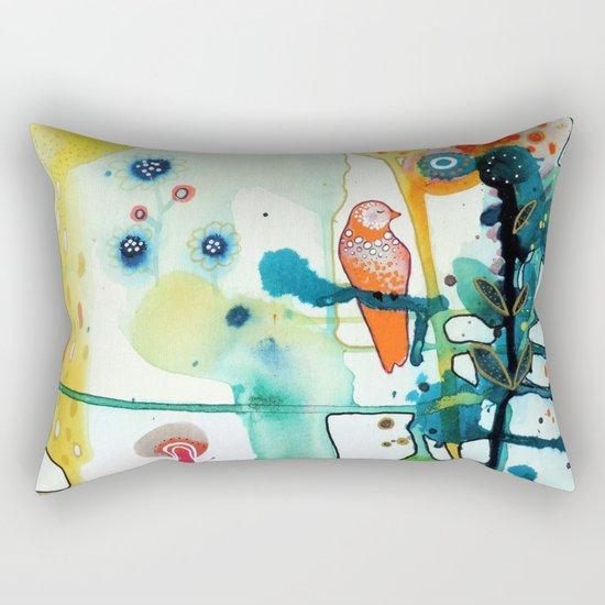 le murmure Rectangular Pillow