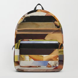 Glitch Pin-Up Redux: Heather Backpack