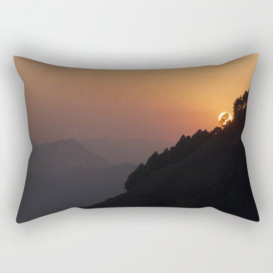 sun struck Rectangular Pillow