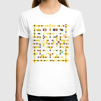 pac man T-shirts featuring Pac-Man Boogie Woogie by Jake Friedman
