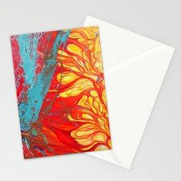 Convergencia Y Orden Stationery Cards
