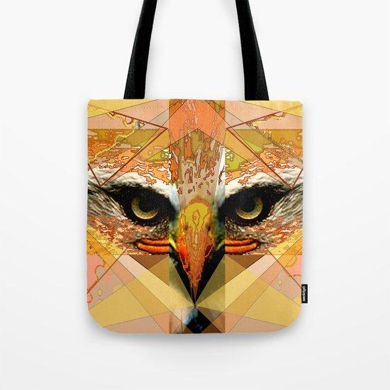 Eagle Eyes Tote Bag