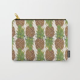 PINA COLADA: pineapple Carry-All Pouch