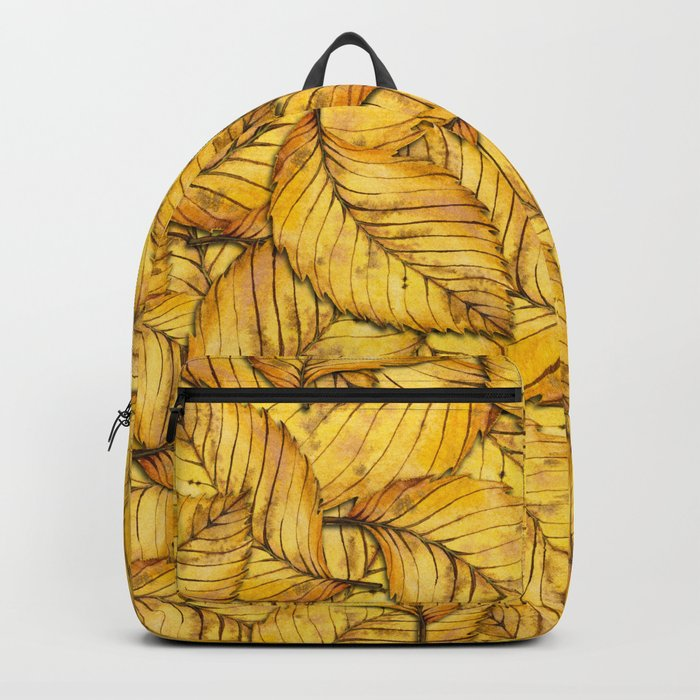 Autumn Leaves 02 Backpack