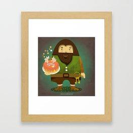 Hagrid  Framed Art Print