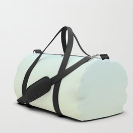 MIRAGE - Minimal Plain Soft Mood Color Blend Prints Duffle Bag