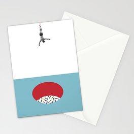 Minimalist. The Hole. Stationery Cards