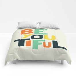 Be you! Comforters