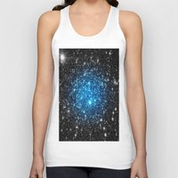 galaxy Tank Tops featuring GaLaXY by 2sweet4words Designs