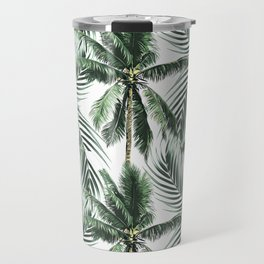 South Pacific palms Travel Mug