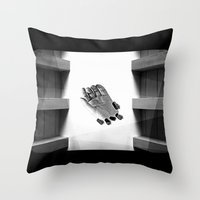 calendars Throw Pillows featuring Calendars for Analytics by mofart photomontages