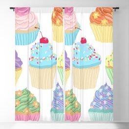 Cupcake Squad Blackout Curtain