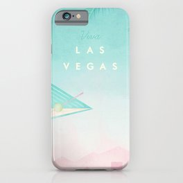 Las Vegas iPhone Case