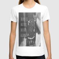 da vinci T-shirts featuring See Leonardo da Vinci by KimberosePhotography