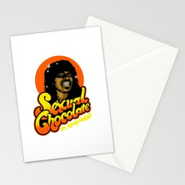 sexual chocolate merch Stationery Cards
