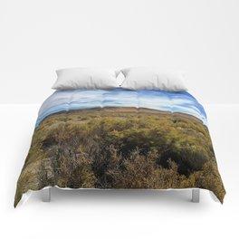 High Desert Sage Comforters